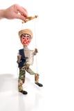 Marionetka Obrazy Royalty Free