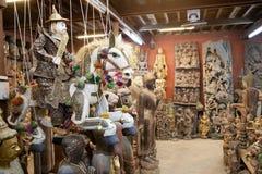 Marionetka Myanmar Obraz Royalty Free