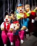 marionetki Zdjęcie Stock