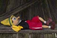 marionetki Obraz Royalty Free