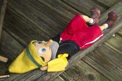 marionetki Fotografia Royalty Free