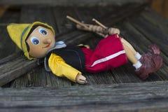 marionetki Obrazy Royalty Free