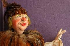 Marionetta Fotografie Stock