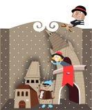 Marionetta 02 Fotografia Stock