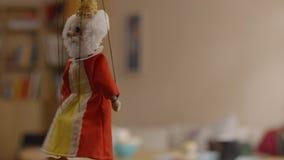 marionette Греческая красочная марионетка Стоковое Изображение RF