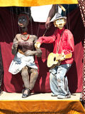 marionette Fotografering för Bildbyråer