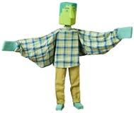 Marionette stockbild