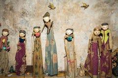 marionette Arkivfoto