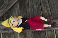 marionette Arkivbilder