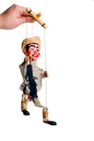 Marionette Stock Image
