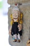 Marionette moloi Lizenzfreies Stockfoto