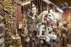 Marionette Myanmar Stockbild