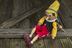 Marionette Royalty Free Stock Image