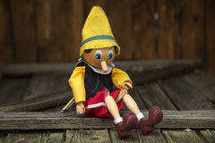 Marionette Stock Photography