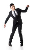 Marionette pose royalty free stock photo