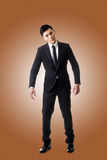 Marionette pose man Stock Photos