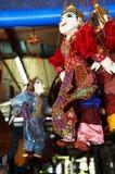 Marionette in Thailand Lizenzfreies Stockbild