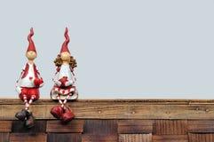 Marionetten stock foto