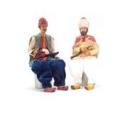 Marionetten Stockfoto