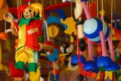 Marionetten Lizenzfreie Stockbilder