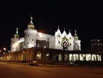 Marionetten-Theater Lizenzfreies Stockbild
