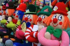 Marionetten voor verkoop Royalty-vrije Stock Afbeeldingen