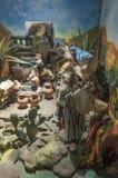 Marionettenmuseum in het centrum van de kunsten in Haifa Royalty-vrije Stock Fotografie