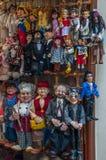 marionettes Fotografia Stock