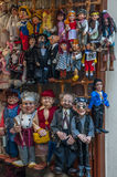 Marionettes Stock Photo