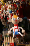 Marionettes. Prague Royalty Free Stock Photo