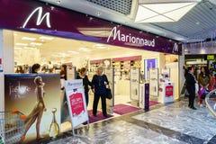 Marionnaud perfumery Royalty Free Stock Photos