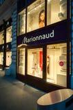 Marionnaud piękna i woń sklepu fasada Obrazy Royalty Free