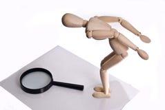 Marionnette Images libres de droits