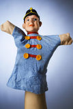 Marionnette image stock