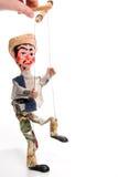 Marionnette Images stock