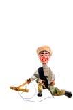 Marionnette Photo stock