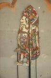 Marionnette chinoise antique d'ombre Image libre de droits