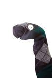 Marionnette de chaussette Photos libres de droits