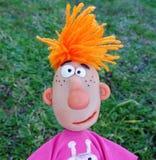 Marionnette de l'adolescence Photos stock