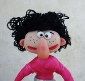 Marionnette de l'adolescence Photos libres de droits