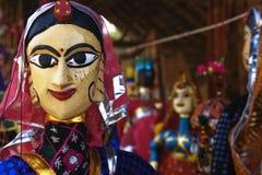 marionnette de visage image libre de droits