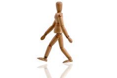 marionnette en bois Photographie stock