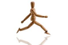 marionnette en bois Photo libre de droits