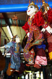 Marionnette en Thaïlande Image libre de droits