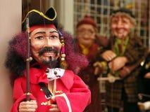 Marionnette Lucifer Photographie stock libre de droits