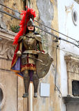 Marionnette sicilienne Photo stock