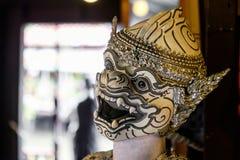 Marionnette traditionnelle thaïlandaise, patrimoine culturel national Image libre de droits