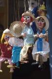 Marionnettes Photos libres de droits