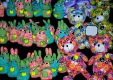 Marionnettes Photos stock