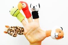 Marionnettes Photo libre de droits